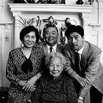 1988, First Asian Family