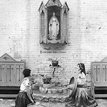 1930, Olvera St. Shrine