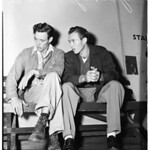 1952, Barber Shop Bombers